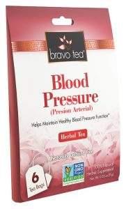 Blood Pressure Tea by Bravo Tea