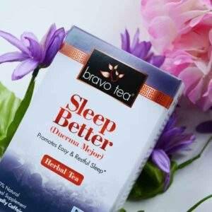 Sleep Better Tea by Bravo Tea