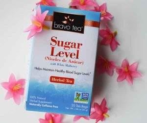 Sugar Level Tea by Bravo Tea