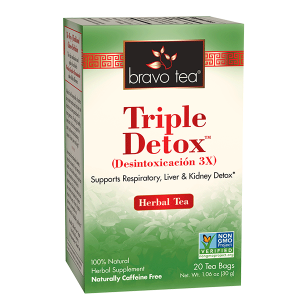 Triple Detox Tea by Bravo