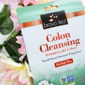 Colon Cleansing Tea by Bravo Tea