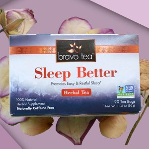Sleep Better Tea by Bravo Tea