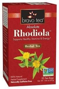 Absolute Rhodiola by Bravo