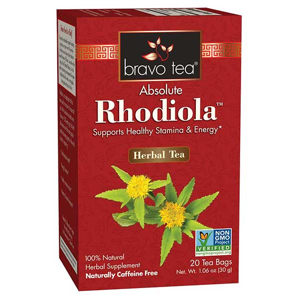 Absolute Rhodiola by Bravo