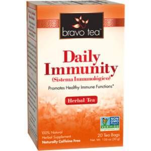 Daily Immunity Tea by Bravo