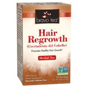 Hair Regrowth by Bravo Tea