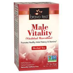 Male Vitality by Bravo Tea