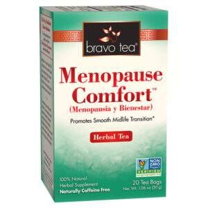 Menopause Comfort by Bravo Tea