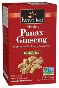 Panax Ginseng by Bravo