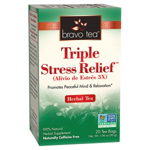 Triple Stress Relief by Bravo Tea