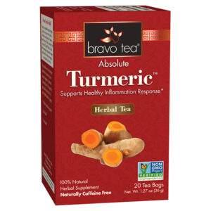 Absolute Turmeric by Bravo Tea