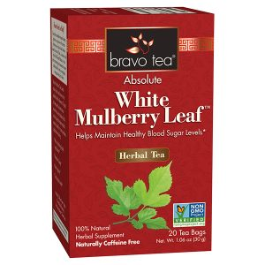 Absolute White Mulberry Leaf by Bravo Tea