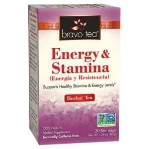 Energy & Stamina by Bravo