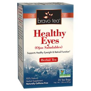 Healthy Eyes By Bravo