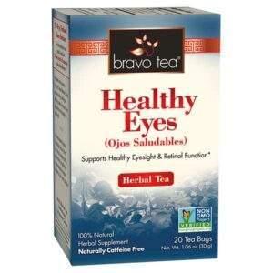 Healthy Eyes By Bravo
