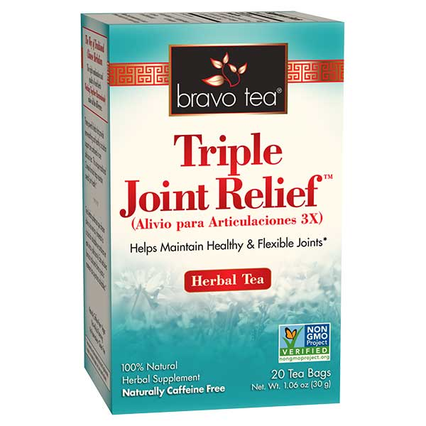 Triple Joint Relief by Bravo