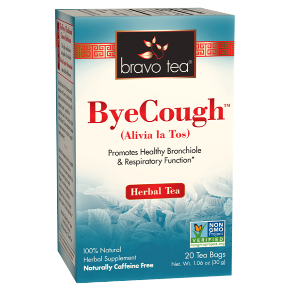 Byecough by Bravo Tea